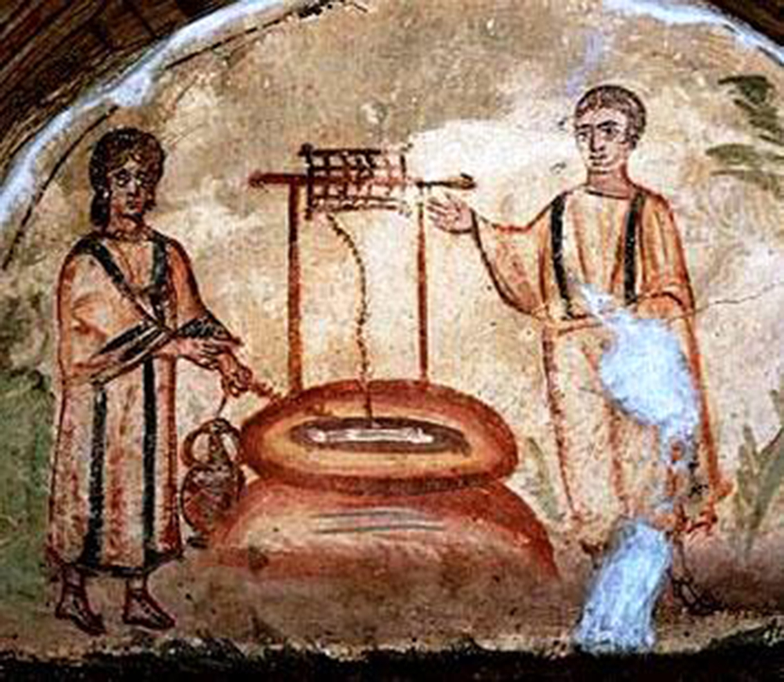 Fotini - de Samaritaanse vrouw aan de bron