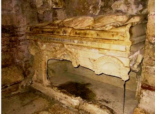 nikolaas nicolaas graf sarcofaag