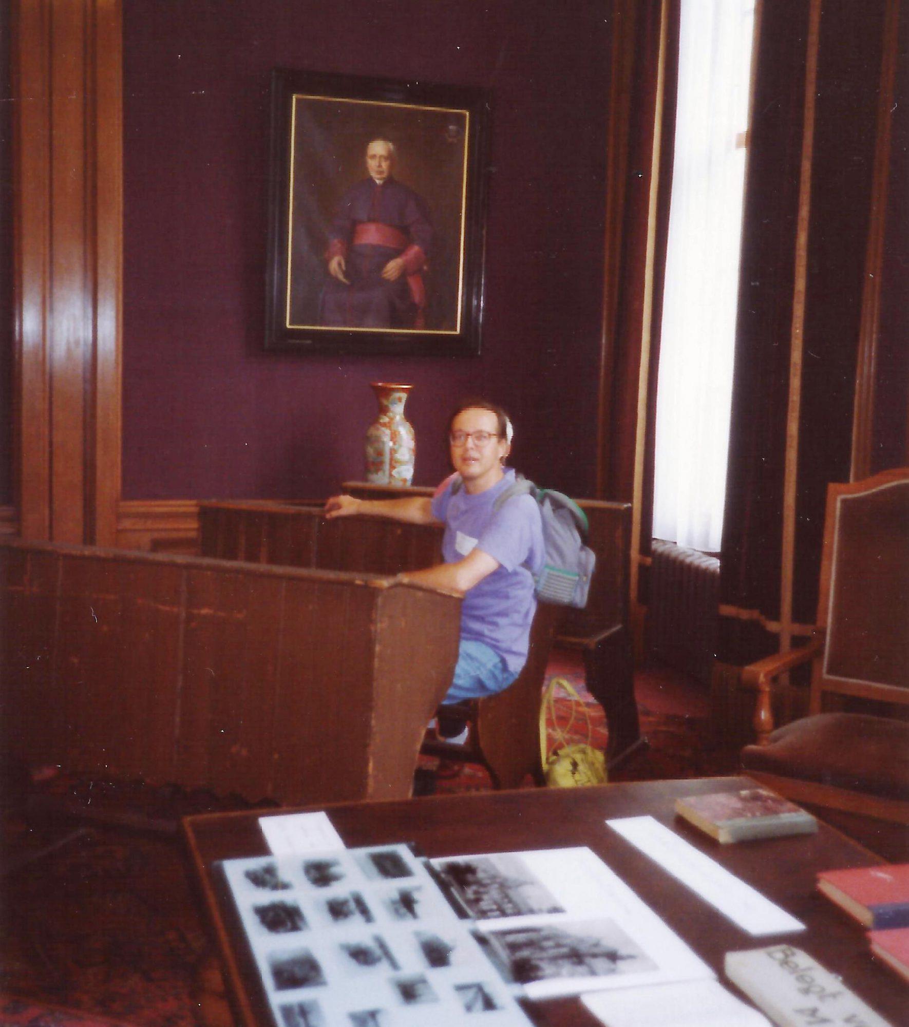 hageveld reünie 1993