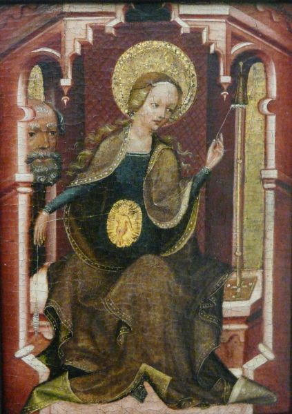 Maria in Blijde Verwachting